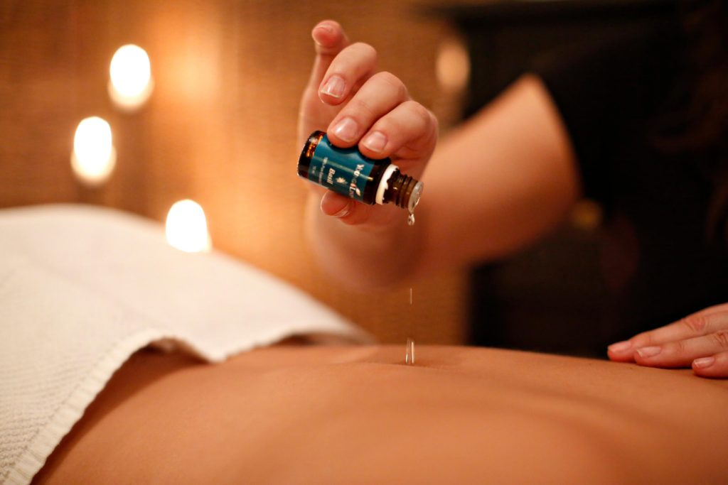 CarpeNaturam Regndroppsmassage Massage Helsingborg Ekologisk Eko